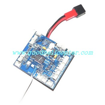 wltoys-v959 quad copter pcb Board (with function version)