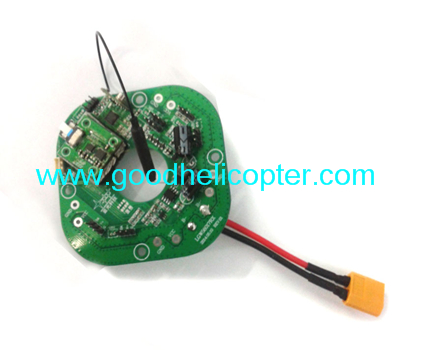 Wltoys V393 2.4H 4CH Brushless motor Quadcopter parts Receiver PCB board