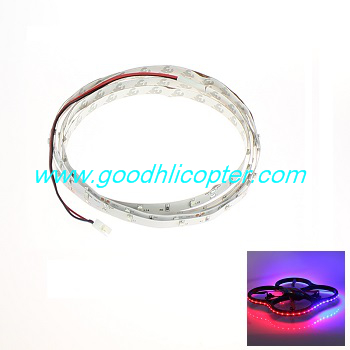 Wltoys V656 V666 SPACE TREK quadcopter parts LED belt set