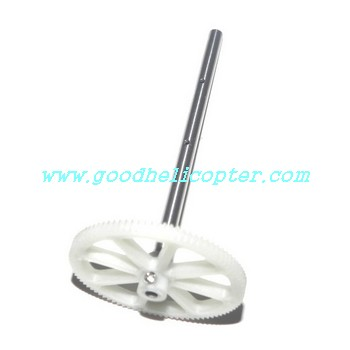 wltoys-v912 helicopter parts main gear with hollow pipe