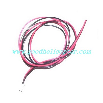 wltoys-v912 helicopter parts wire of tail motor