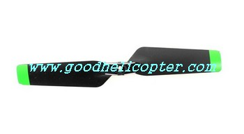 wltoys-v912 helicopter parts tail blade (green color)