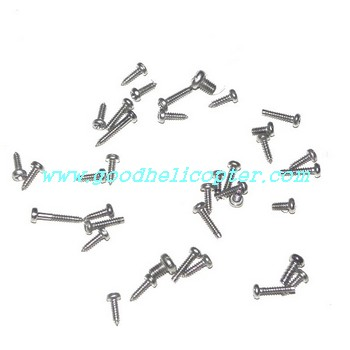 wltoys-v912 helicopter parts Screw pack (used to replace all spare parts of wltoys-v912 helicopter)