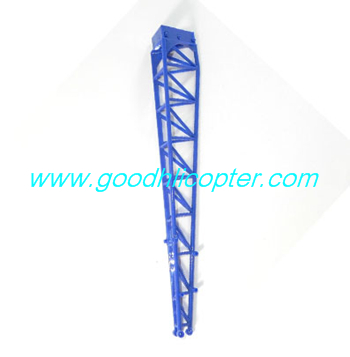 jjrc-v915-wltoys-v915-lama-helicopter parts Tail support frame (blue)