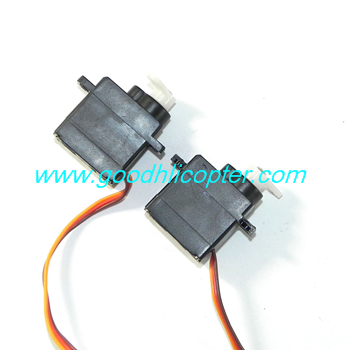 jjrc-v915-wltoys-v915-lama-helicopter parts SERVO set (2pcs)
