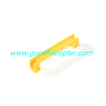 jjrc-v915-wltoys-v915-lama-helicopter parts Fixed set bar for SERVO (yellow)