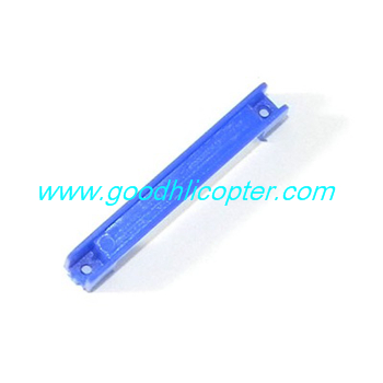 jjrc-v915-wltoys-v915-lama-helicopter parts Fixed set bar for SERVO (blue)