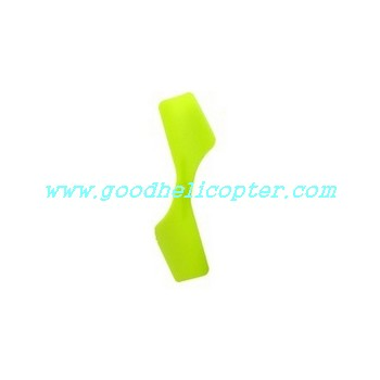 wltoys-v922 helicopter parts tail blade (green color)
