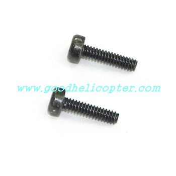 wltoys-v930 power star X2 helicopter parts screw set to fix main blades 2pcs