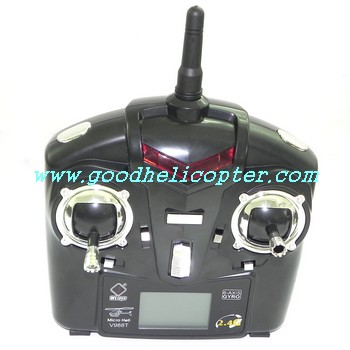 wltoys-v930 power star X2 helicopter parts Remote controller Transmitter