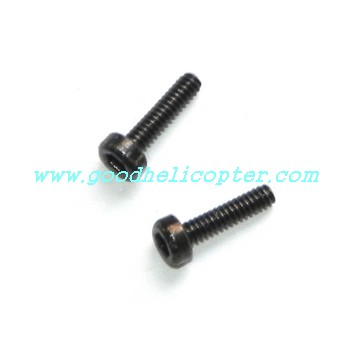 wltoys-v988 power star X2 helicopter parts screw set to fix main blades 2pcs